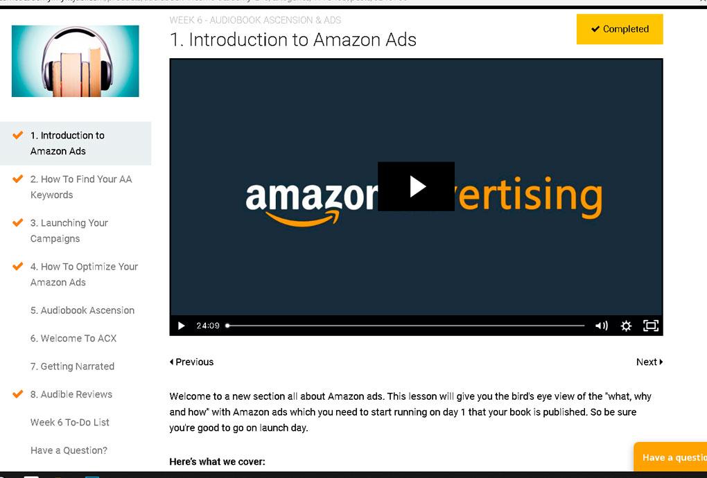 6 Amazon Ads AIA