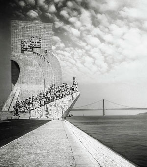 Discoveries Monument Portugal