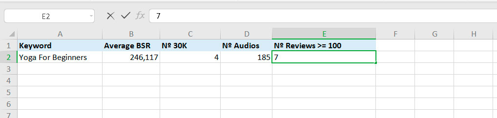 number-of-book-with-more-than-100-reviews-in-audible-spreadsheet