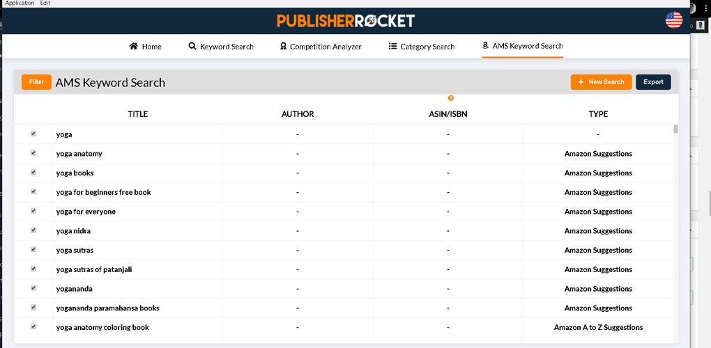 publisher-rocket-ams-keyword-research