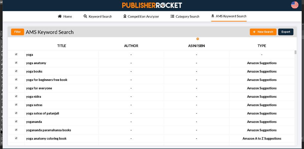 publisher-rocket-ams-keywords-hundreds-of-keywords
