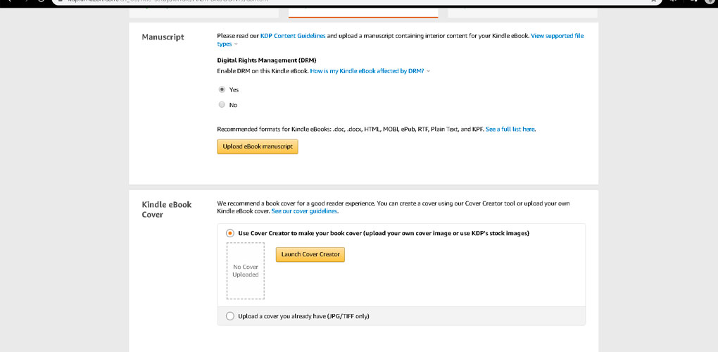 uploading-your-kindle-book