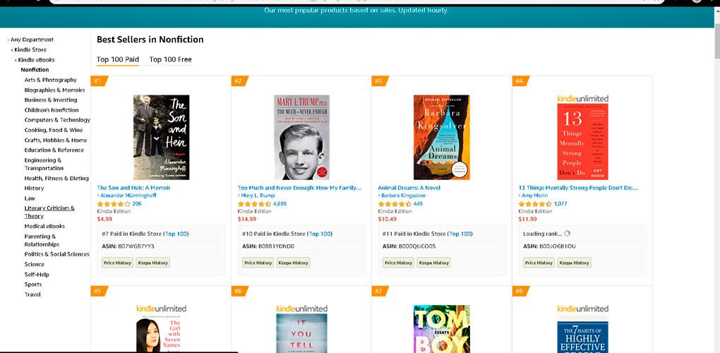 Keyword-Research-Kindle-Store-Best-Seller