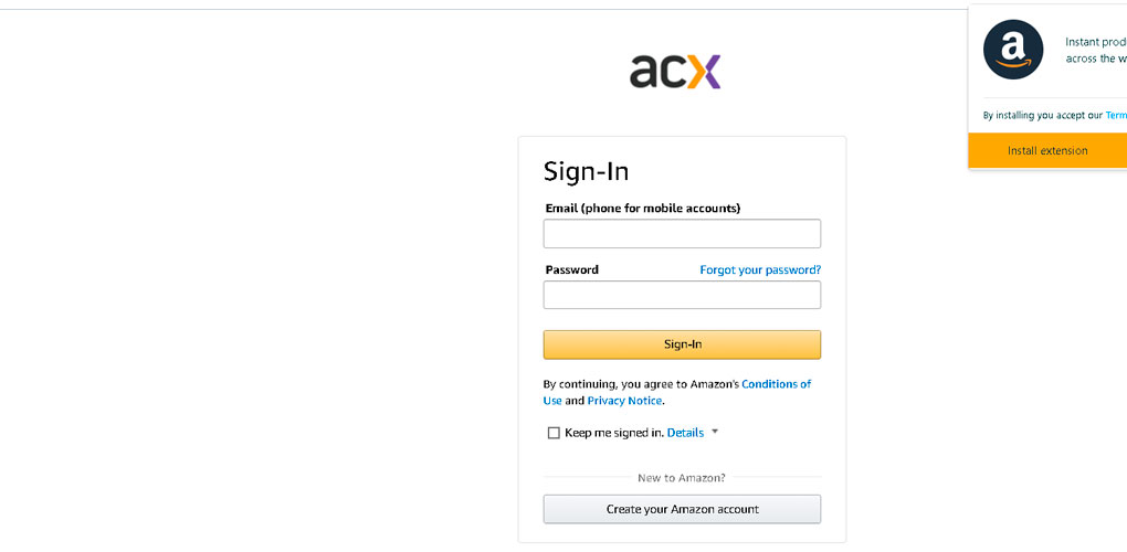 create-an-account-with-ACX