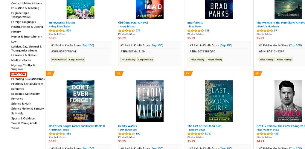 kindle-best-seller-nonfiction-list