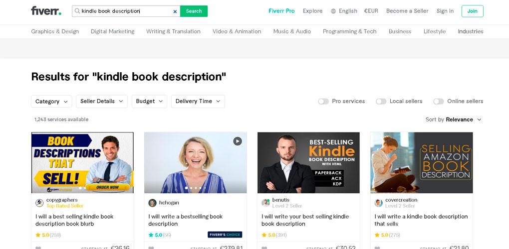 kindle-book-description