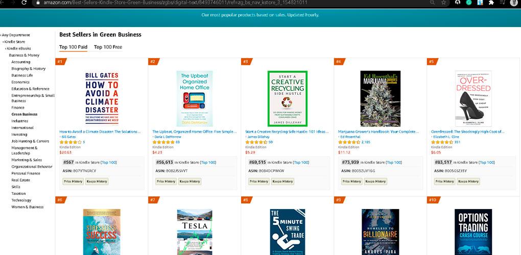 kindle-publishing-green-business