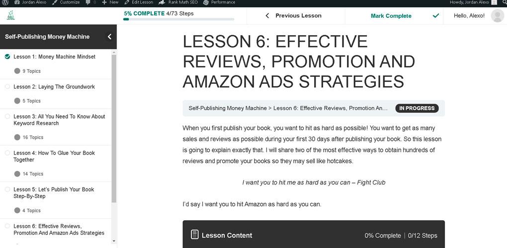 self-publishing-money-machine-reviews
