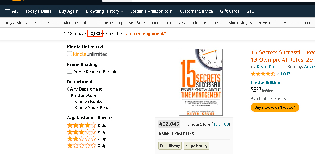 kindle-keyword-research-competition-number-of-results